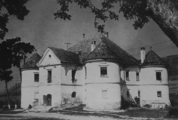 Pekri Castle - Ozd