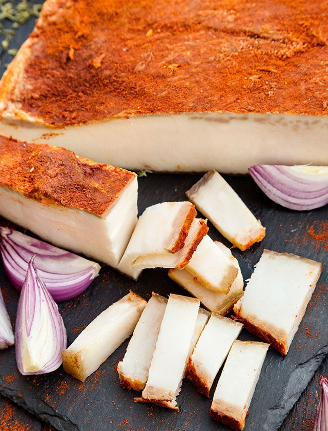 Slănină (Pork fat)