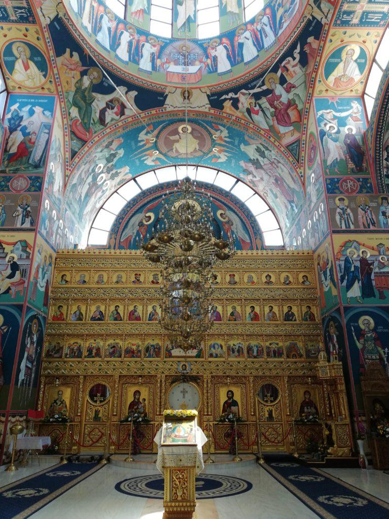 Dumbrava Monastery