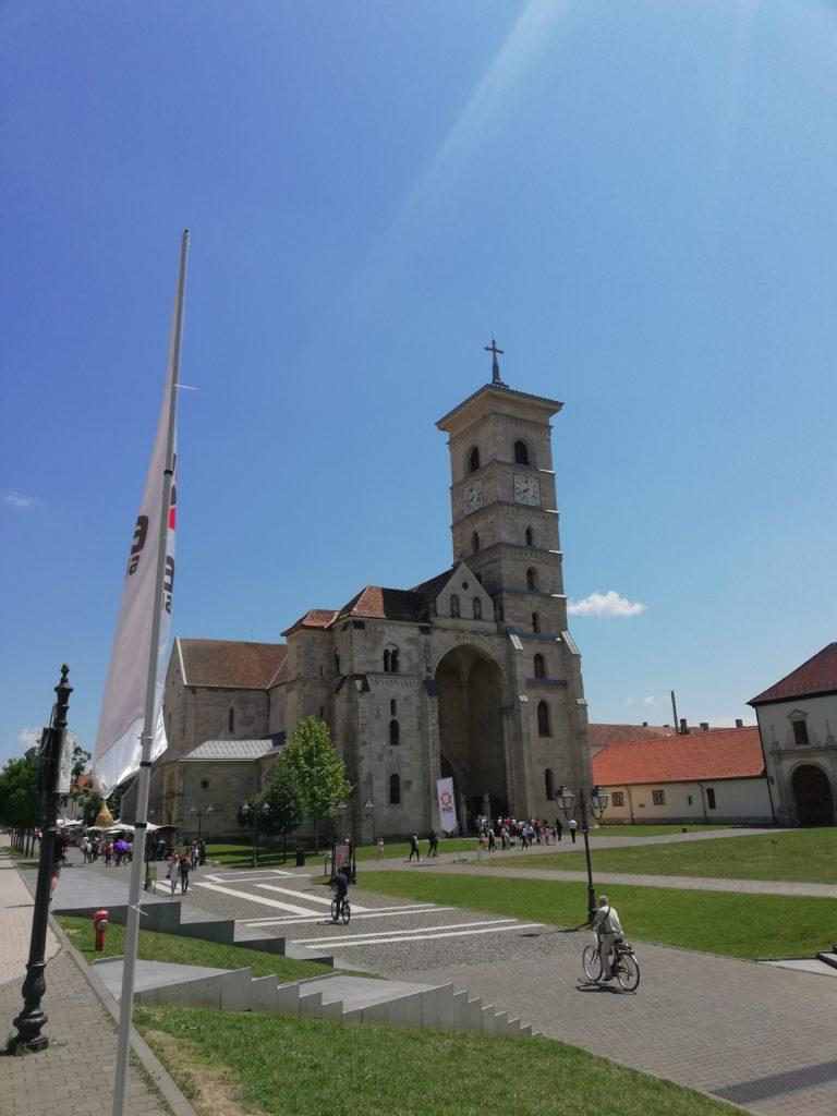 Alba Iulia Citadel