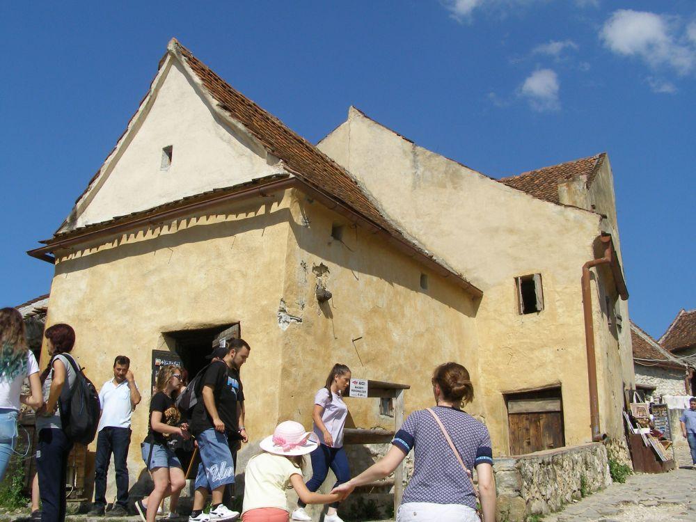 Rasnov Citadel Souvenir Shop