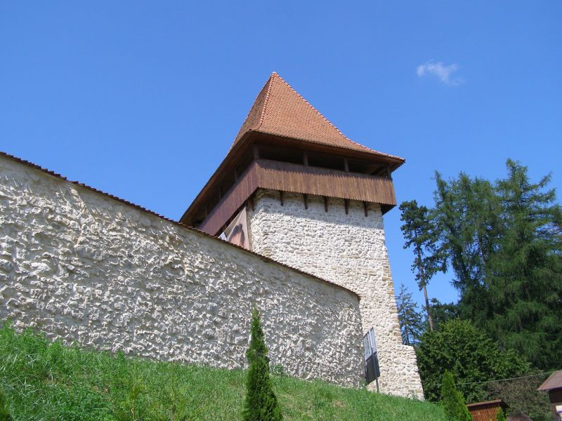 Rasnov Citadel Tower